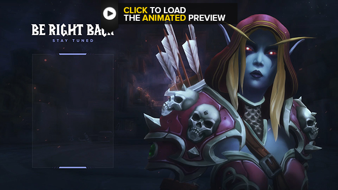 Sylvanas screen